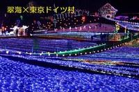 関東三大イルミネーション『東京ドイツ村』をお得に楽しめるプラン!