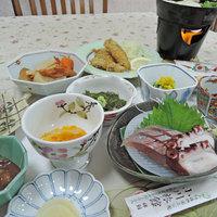 【オール三陸絆御膳】手造り料理が好評♪定番人気の夕朝食付きプラン(現金特価)