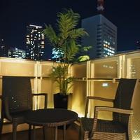 ◇スパークリングワイン付き◇カップルに大人気☆バルコニー付きのお部屋で赤坂の夜景を楽しめます☆