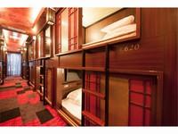 ◆男性フロア★お得な事前決済★素泊まりシンプルプラン≪全室Wifi無料・32型テレビ完備≫