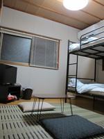 【い】のお部屋■2段ベッド個室タイプ(4.5畳洋室)■