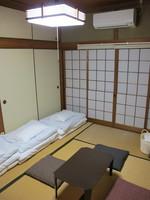 【は】のお部屋■個室タイプ(6畳和室)■