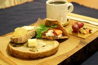 【朝食付き】淹れたてコーヒーと北欧パンプレート付きプラン