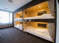 4人部屋 個室利用 共用バスルーム