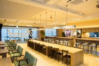 【平日限定】【素泊まり】全館無料WiFi&広々としたカフェ併設でちょっとした作業もできちゃいます♪