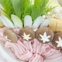≪選べるお鍋≫寒い季節はこれで決まり!選べるお鍋×温泉でポッカポカ♪