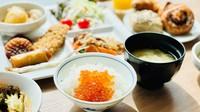 【美味旬旅】☆スタンダードプラン☆朝食付きバイキング・焼立てパン・作り立て料理コーナー☆