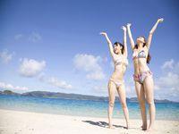 【海水浴】遂に到来だ!夏真っ盛り♪海まで5秒でお子様連れも一安心♪水着のままでレッツゴー!【花火】