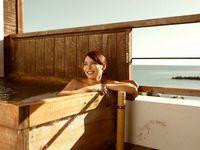 【楽天限定】〜海鮮料理〜アワビ・舟盛〜夕日と海が見える露天風呂付き客室【乾杯ドリンク付き】
