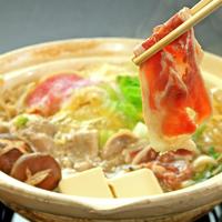 【あさぎり荘一番人気!】ダシが美味い!自慢の鴨鍋プラン☆彡現金特価