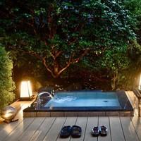 【基本プラン】庭園露天風呂付客室 ★朝夕お部屋食