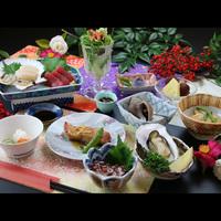 【スタンダード】料理自慢!漁師宿ならではの新鮮海の幸満喫!一番人気《1泊2食》迷ったらコレ☆