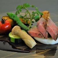 【和牛の味わい】季節の懐石料理とともに国産和牛の美味しさを