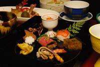 【一箸至福】少量懐石プラン〜美味しい物を少しづつ食べたい方に