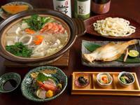 【詰所三國×福井の美食】日本海の旬を鍋で味わう