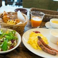訳アリ!【森の中のペット部屋】☆レストランで2食付☆朝食+シェフにお任せ夕食セットプラン♪