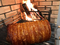 【冬季◇美音のコースディナー】北海道食材を薪火で仕上げるイタリアン<2食付>