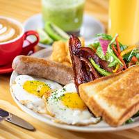 【60日前予約でお得】パンケーキや和食膳など、お目覚めの身体に優しい選べる朝食付き