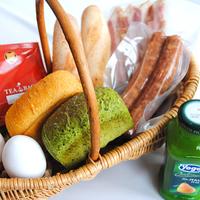 【45日前予約】ルピシア厳選!道産ソーセージや自家製スープなどお部屋のキッチンで<朝食セット付>