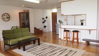 【5連泊割】<長期滞在におすすめ>一棟貸し・広々66平米&充実のキッチン&屋根付き駐車場【素泊まり】