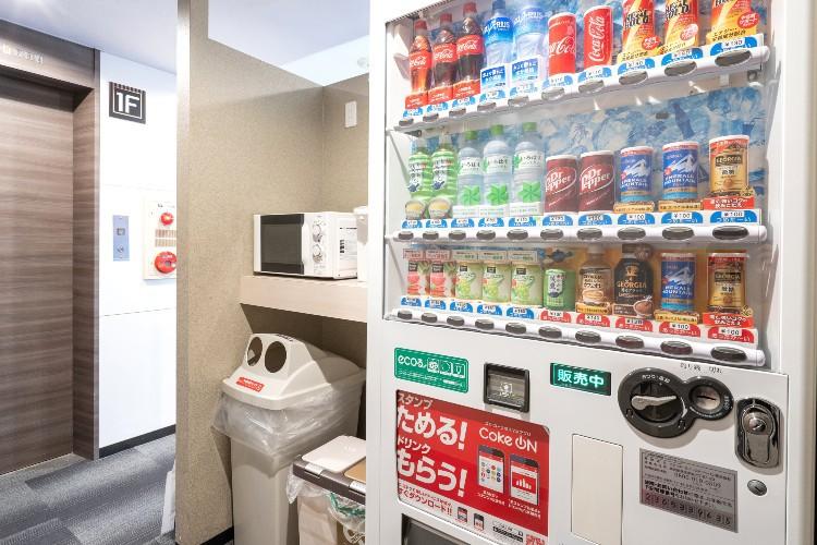 【1、5、6階】自動販売機