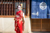【さき楽】5名収容の広々京町家でゆったり♪