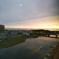【高層階】オホーツク海や網走川が見える♪上層階確約&12時C/Oプラン♪《素泊り》