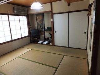やすらぎの空間〜和室6畳(トイレ・お風呂なし)〜