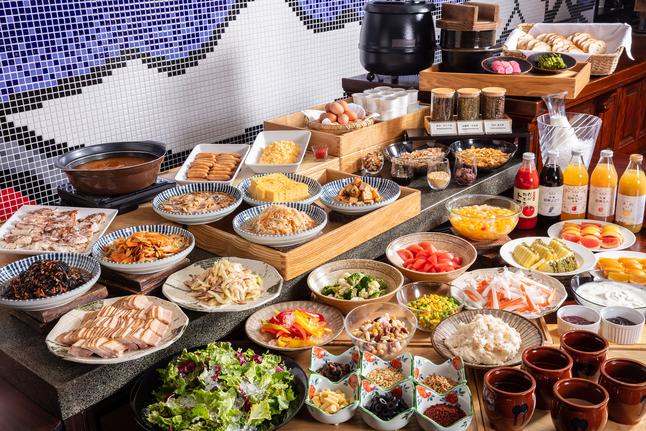 松本ホテル花月(朝食付き)【ビュッフェ】40日前までのご予約