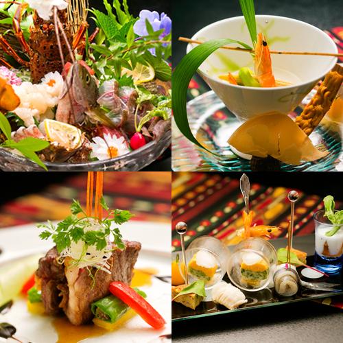 【◆*至極の逸品*◆】<Kaguya×露天風呂付客室>季節を舌で感じる贅沢がここに。