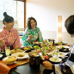 ◆大感謝祭・特別価格セール<第2弾>◆夕食は安心・安全3密回避【部屋食又は個室処】4つから選べる会席