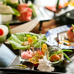 ◆さき楽28日前予約で【最大ポイント3倍付】◆四季折々の旬の味覚を味わう『基本会席・藤花』