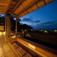 【春夏旅セール】【11大特典】海景色に癒されて♪温泉で湯ったり♪萩一輪を満喫