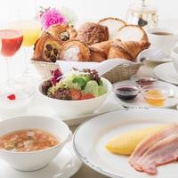 【さき楽45×朝食付き】45日前までのご予約でポイント6倍!