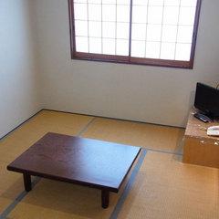 和室6畳【ユニットバス・温水洗浄トイレ付】喫煙