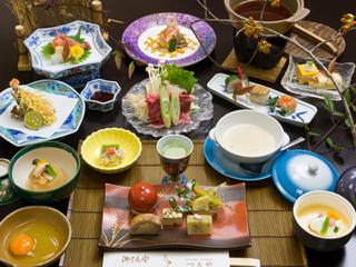 【添い寝無料】★満足!グルメ宿 自慢の本格日本料理 プラン