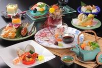 <Go To トラベルキャンペーン割引対象>和食匠味会席プラン 千葉県の名産をぎゅぎゅっと詰めました