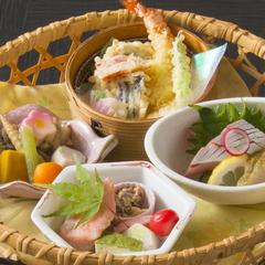【2食付き】日本料理かづみ野「彩り☆籠もり」