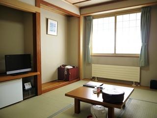 【禁煙】 和室6畳 (トイレ付)