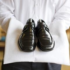 翌朝にはピカピカ☆靴磨き付きプラン
