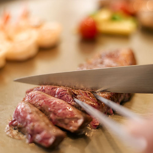 【鉄板焼 -神戸グリル-】港町神戸の夜景と愉しむ鉄板焼ディナー&50種以上の朝食ブッフェ