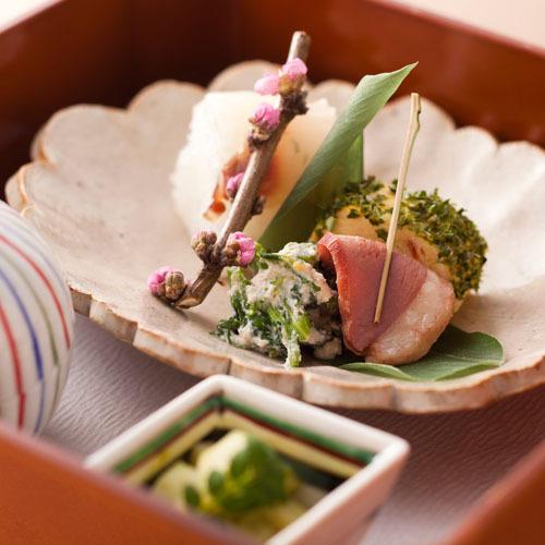 【日本料理 -松風-】兵庫五国の美味旬菜を味わう懐石ディナー&50種以上の朝食ブッフェ