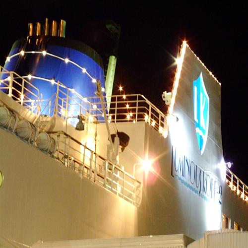 【Cruise&Stay】KOBEロマンチックディナークルーズ