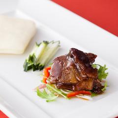 【中国料理 -翠亨園-】平日限定★広東料理コースディナー&50種以上の朝食ブッフェ