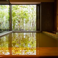 【家族で貸切温泉】神戸六甲温泉「濱泉」貸切温泉なごみ湯60分利用権付プラン