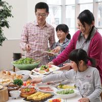【ファミリー必見】チェックイン時朝食申込みで小学生以下1名朝食無料♪ 【素泊り】 3名1室以上限定