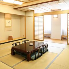 添寝も安心!長野駅周辺では数少ない和室 【朝食付】