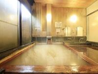 【素泊まり×事前決済】食事不要でもにごり湯の温泉を満喫するならコレ♪