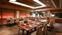 【17:30のお席】日本料理「はなの」特別会席 割烹カウンターディナーコース付きステイ(2食付)