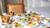 【ルームサービスで朝食を】 駐車場無料+レイトアウト13:00(朝食付)※限定10室